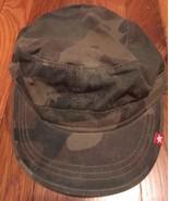 U.S. POLO ASSN. Heritage Mens Woodland CAMO Camouflage Army USMC Hat Cap... - $14.99