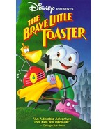 The Brave Little Toaster (Disney Presents) [VHS] [VHS Tape] - $5.36