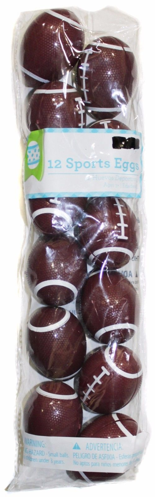 WAL-MART* 12pc Plastic EASTER EGGS For Candy/Treats BASKET FILLER *YOU CHOOSE*