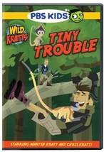 Wild Kratts: Tiny Trouble [New DVD] - $18.70