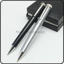 2 pcs Luxury Writers Edition hollow gold monte roller ball pen black ink... - $82.99+