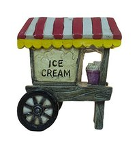 Gnz Summer Fun Cart Figurines (Ice Cream) - £5.72 GBP