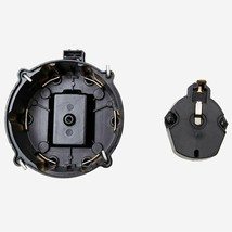 CR6BK HEI OEM Distributor Cap Rotor & Coil Cover Kit CHEVY GM FORD DODGE 6 CYL image 2