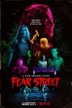 """New Giclée Art Print of 2021 Promo Poster for R. L. Stine's """"Fear Street... - $9.99"""