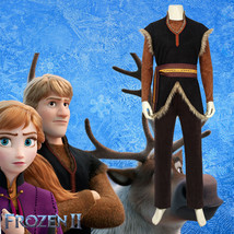 Frozen 2 Kristoff Costume Adult, New Men's Kristoff Frozen Costume for H... - £124.24 GBP