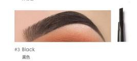 FOCALLURE Waterproof Long Lasting Eyebrow Shaper Pencil Brush 2 Autorota... - $7.45