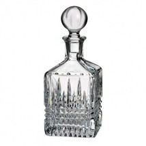 Waterford Lismore Diamond Square Decanter Waterford New #40008788 - $324.72