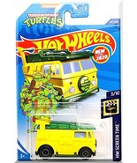 Hot Wheels - Party Wagon: HW Screen Time #3/10 - #147/250 (2020) *Yellow... - $4.00