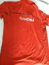 Team Chile Sports Shirt olympic committee new balance - $38.61