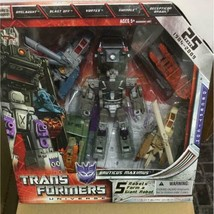 Hasbro Transformers Univers Bruticus Maximus Robot Figurine Poupée Neuf ... - $429.37