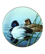 W.S George Fine China: The Lesser Scaup [Bradford Exchange] Collector Plate  - $32.95
