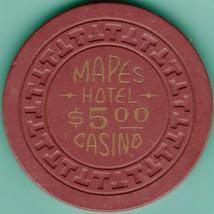 $5 Casino Chip, Mapes, Reno, NV. 1950s. I99. - $7.50