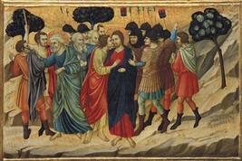 Betrayal by Judas by Nerio - Art Print - $19.99+