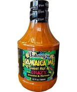 Johnny's Sweet Hot & Crazy Dressing, 32 Ounce - $19.79