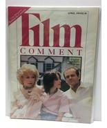 Film Comment Magazine : April 1984 - Terms of Endearment  Jack Nicholson... - $17.05