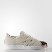 Adidas Women Superstar 80s Metal-Toe Shoes Size 9 us S75057 Back to school Deal - $207.87