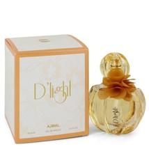 Ajmal D'light Eau De Parfum Spray 2.5 Oz For Women  - $30.30