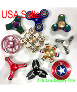 High Quality Multiple Colors and Styles of fidget hand finger spinners - $10.89+