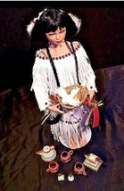 Vintage Paradise Galleries Native American Doll AA18-1283 image 8