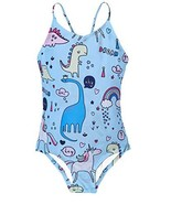 AIDEAONE Bathing Suits for Girls Quick Drying Girls Swimsuits 3-10 Years - $16.07