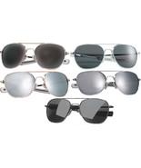 52MM Aviator Military Air Force Pilot Sunglasse... - $11.99