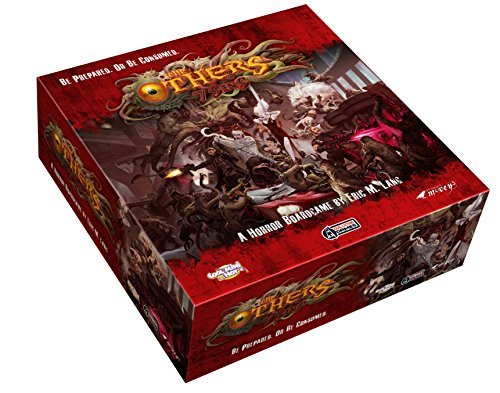 CMON The Others: 7 Sins Board Game