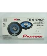 """Pioneer TS-G1640R Pair of Rear Deck Speakers 6.5""""  - $32.69"""