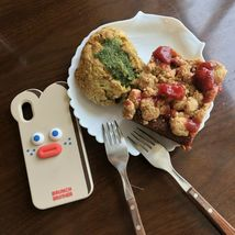 Brunch Brother iPhone X Silicon Case Cover Skin Protector Version 1 (Toast) image 7