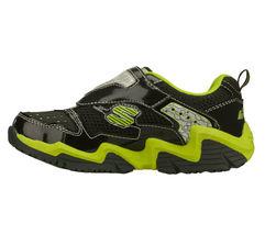 Skechers S-LIGHTS Luminators Si Illumina Athletic Scarpe Sneakers Nwt Youth 2 $ image 6