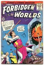 Forbidden Worlds #81 1959-Odgen Whitney cover- Silver Age VG - $56.75