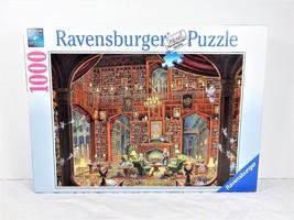 """A PREMIUM QUALITY 1000pc RAVENSBURGER PUZZLE """"SANCTUARY of KNOWLEDGE"""" #1... - $12.37"""