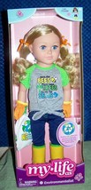 """My Life As A Environmentalist 18"""" Doll New - $44.43"""