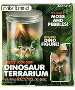 Create Your Own Dinosaur Terrarium Kit - Kids Science Learning Craft Pro... - $5.50
