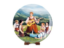 """1986 Collector Plate """"Do-Re-Mi"""" (A), Sound of Music, Knowles, Crnkovich,... - £9.81 GBP"""