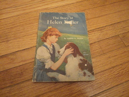 BOOK Lorena A. Hickok 'The Story of Helen Keller' Scholastic 1972 very w... - $1.99