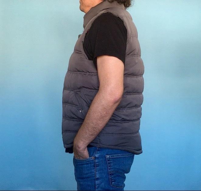 Puffer Vest - GAP, Size L