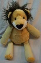 "Scentsy Buddy TAN & BROWN LION 15"" Plush STUFFED ANIMAL Toy - $18.32"