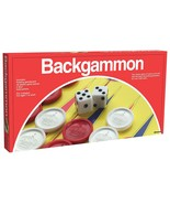 Pressman Backgammon The Classic Game of Chance and Skill That Has Been F... - $20.14