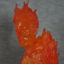 Fantastic Four Marvel Human Torch Action Figure 12 Inches Jointed 2005 - $29.95