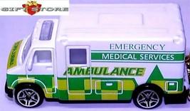 KEY CHAIN PARAMEDIC AMBULANCE EMT MEDIC RESCUE UK/AUSTRALIA NZ NEW LTD E... - $32.98