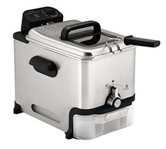 T-Fal FR8000 Deep Fryer with Basket, Oil Fryer with Oil Filtration, Easy to Clea image 11