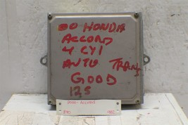 2000-2002 Honda Accord Engine Control Unit ECU 37820PAAA54 Module 870 9B2 - $18.80