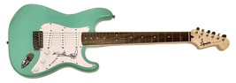 Keith Richards Autographed Signed Electric Guitar Solid Body w/COA Sea Foam - $1,799.99