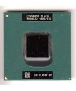 INTEL PENTIUM 4 M MOBILE 1.80GHZ 400FSB 512K CACHE SOCKET 478 (TRAY) - N... - $1.69
