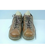 Dr. Martens Size 4 Oxford's 9764 Docs Brown AW004 Brown PC07C  Made in E... - $39.27