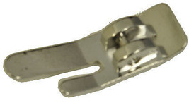 Singer Sewing Machine Low Shank Straight Stitch Presser Foot 153267 - $3.73