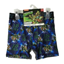 DISNEY AND LICENSE 2 PACK BOXER UNDERWEAR (10Y, NINJA TURTLES) - $8.81