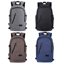 Samaz Businesss Laptop Backpack Anti-theft Lightweight Travel School Bookbags - $29.99