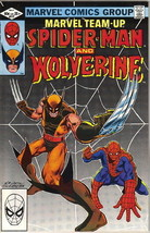 Marvel Team-Up Comic Book #117 Spider-Man and Wolverine 1982 VERY FINE/N... - $9.74