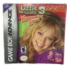 Lizzie McGuire 3: Homecoming Havoc (Nintendo Game Boy Advance, 2005) - $7.91